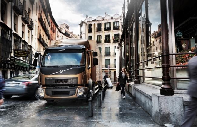 Volvo FL с нова по-лека версия