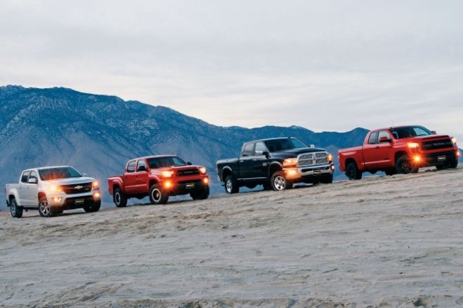 """Dodge Ram Power Wagon спечели наградата """"Пикап на 2015 г. в Северна Америка"""""""