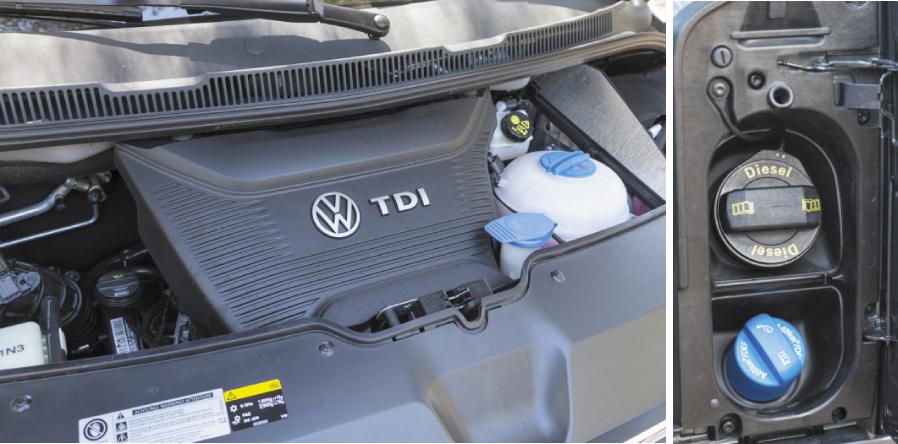 Volkswagen Т6: Отново прагматизъм, граничещ с ювелирност