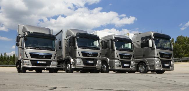 Според TÜV камионите MAN са с най-малко дефекти