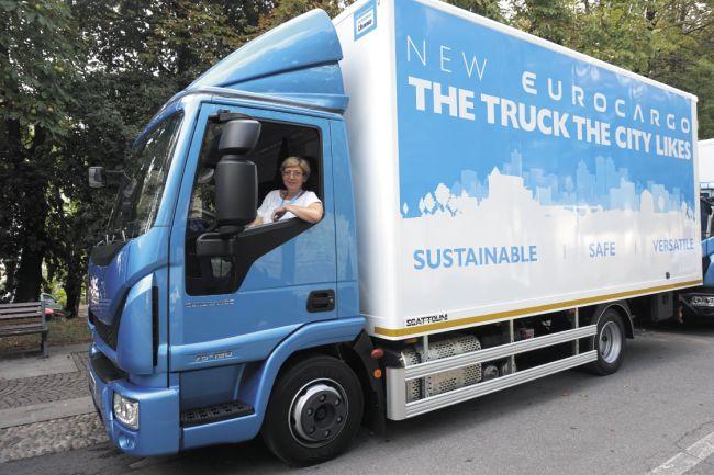 Новият Iveco Eurocargo