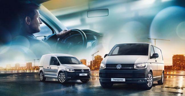 Volkswagen Лекотоварни на Truck Show КАМИОНИ 2016