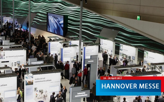 ОПТИМ-АЛ с участие в Hannover Messe 2017