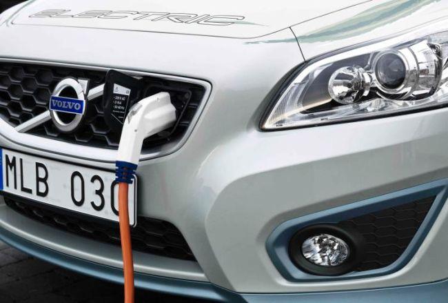 Първият електромобил Volvo - през 2019 г.