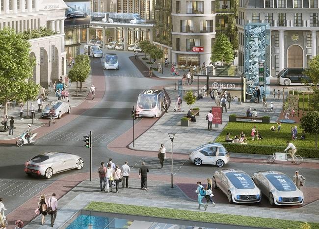 Влиза транспортът на бъдещето