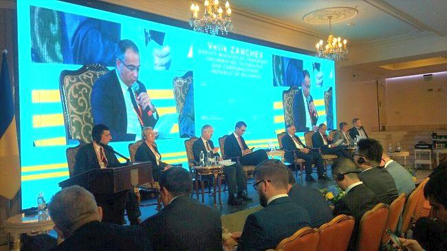 Българияимавъзможностда се превърне вмултимодален хъб между Европа и Азия