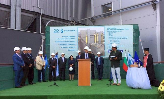 Най-големият содов завод в Европа инвестира 90 млн. лв. в екологична технология