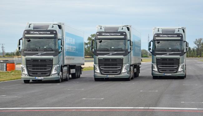 Volvo Trucks - поглед към бъдещето