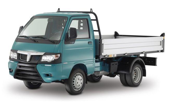 Piaggio и Foton ще правят заедно мини камиони