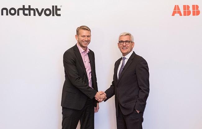 ABB и Northvolt строят фабрика за литиево-йонни батерии