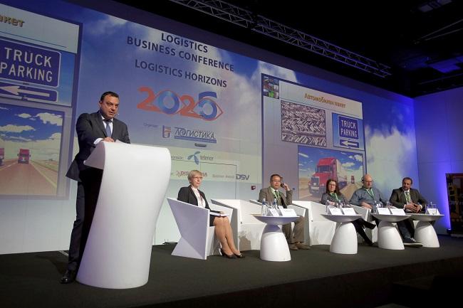 350 участници в логистичното събитие на годината