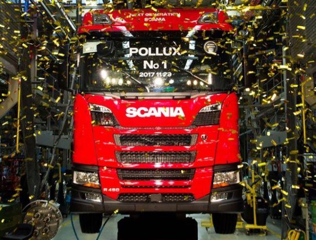 В Цволе вече произвеждат Next Gen Scania