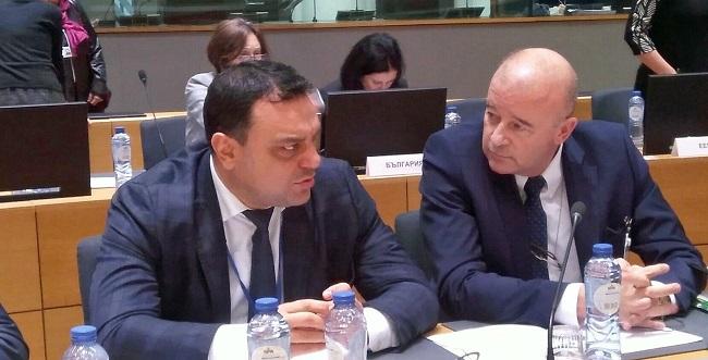"""Приоритетите в сектор """"Транспорт"""" бяха представени в Брюксел"""