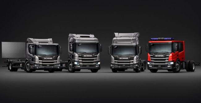 Scania представи гамата си за градски приложения