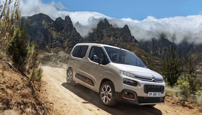 Новият Citroën Berlingo: Практичност и комфорт