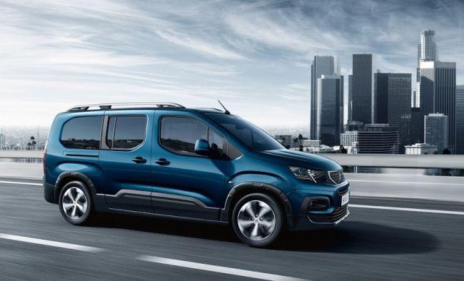 Пълен напред с новия Peugeot Rifter