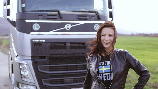 Яна Маринова - специален гост на Volvo Drivers Fuel Challenge