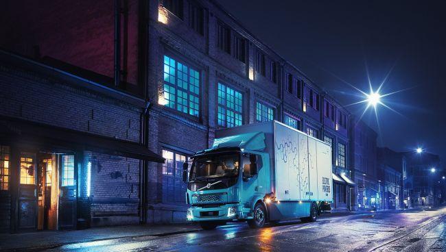 Световна премиера на Volvo FL Electric