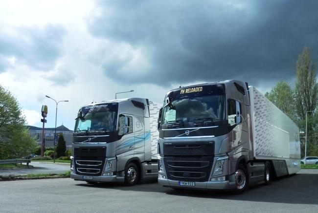 Volvo FH Reloaded  - с до 10 % по-нисък разход на гориво