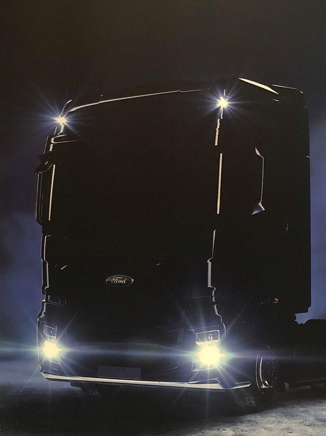 Нова кабина от Ford Trucks