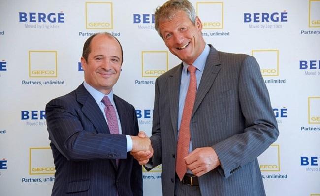 GEFCO и BERGE формират алианс за логистика на автомобили