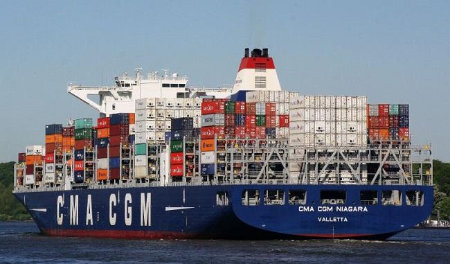 CMA CGM придобива Containerships