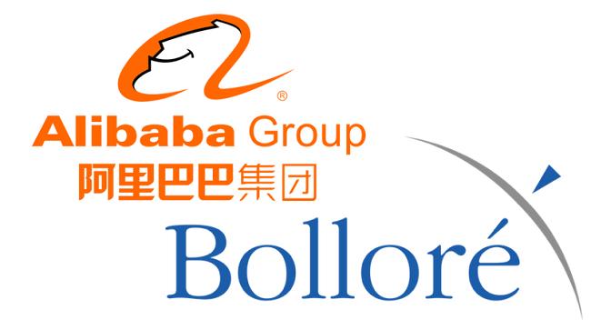 Bolloré и Alibaba със споразумение за глобално партньорство