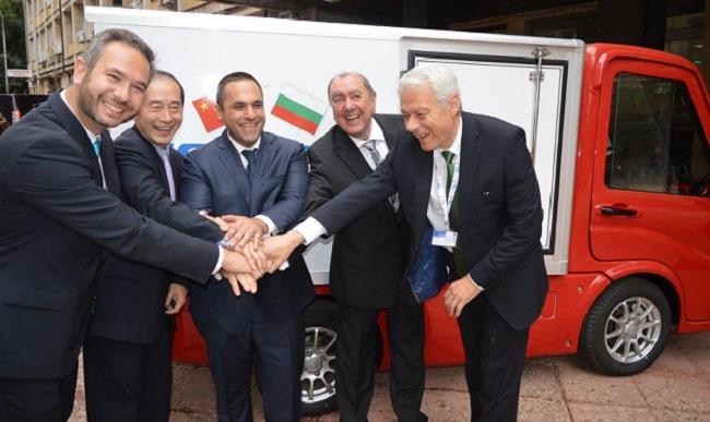 Електрически камиони за последната миля ще сглобяват в Пловдив