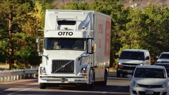 Uber се отказва от безпилотния камион