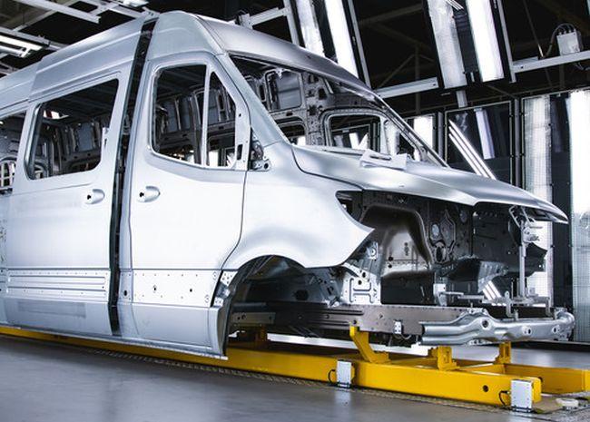Daimler откри новия си завод за Sprinter в САЩ