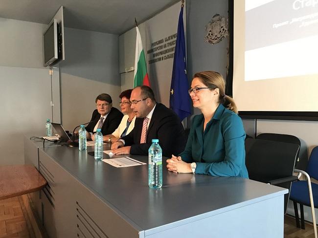 Създават единна платформа за инфраструктурата в България
