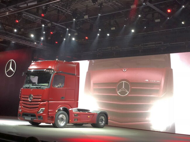 Mercedes-Benz: Transforming Transportation