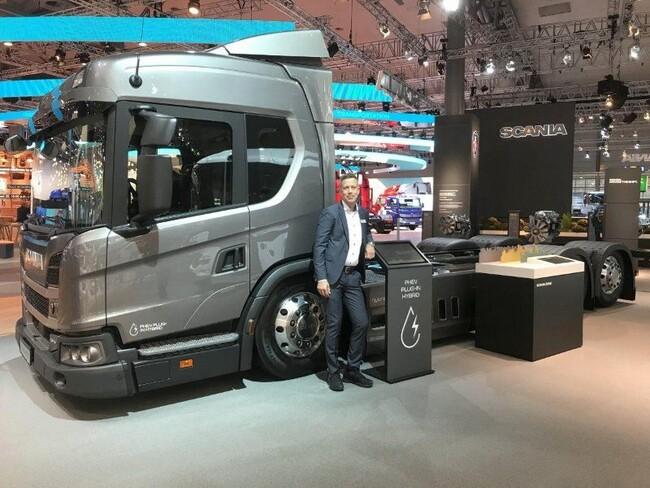 Scania с пълна гама на алтернативни горива
