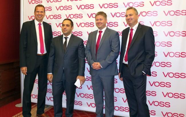 VOSS Automotive ще произвежда край Ловеч