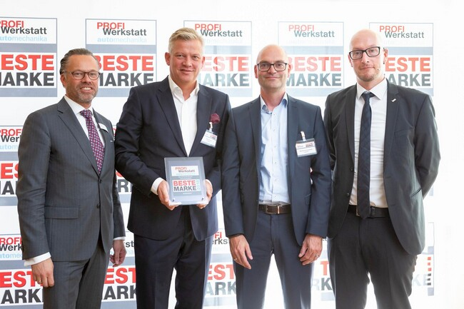 EUROPART - за трети пореден път с награда за най-добра марка