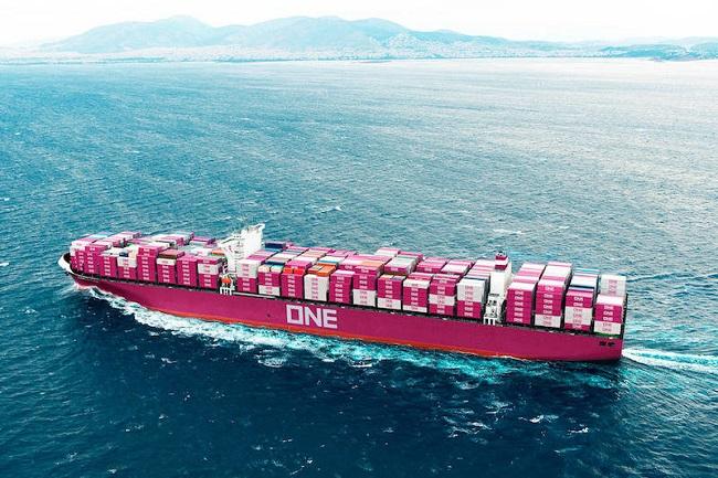 Лоши резултати за контейнерния алианс ONE