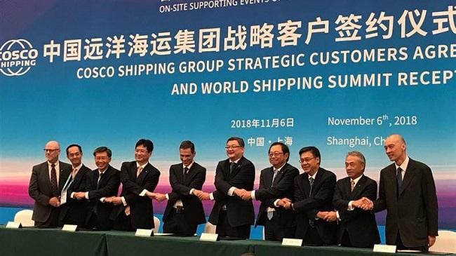 Лидери в океанските превози създават блокчейн консорциум
