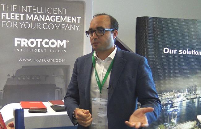 Интелигентната телематична система на FROTCOM България (видео)