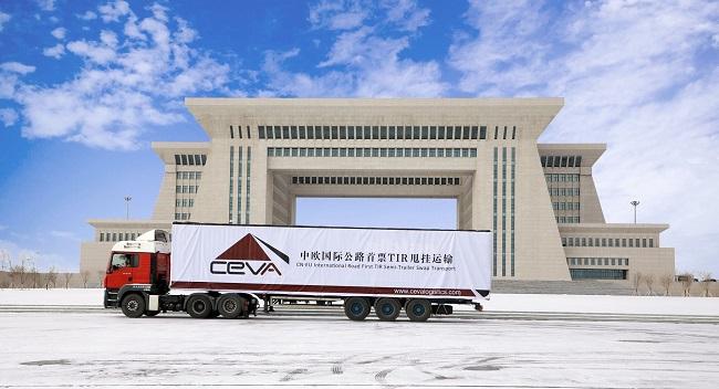 Първи TIR превоз на товари от Китай за Европа