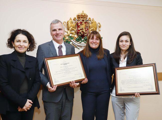 BHTC България със сертификат за приоритетен инвестиционен проект