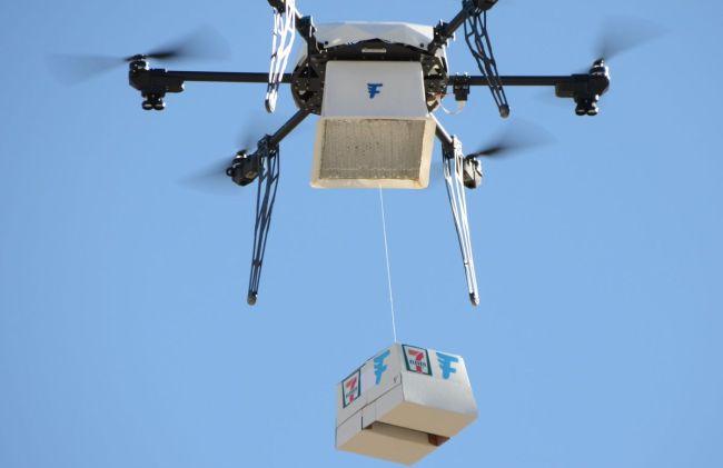 Първите доставки с дрон ще бъдат във Финландия