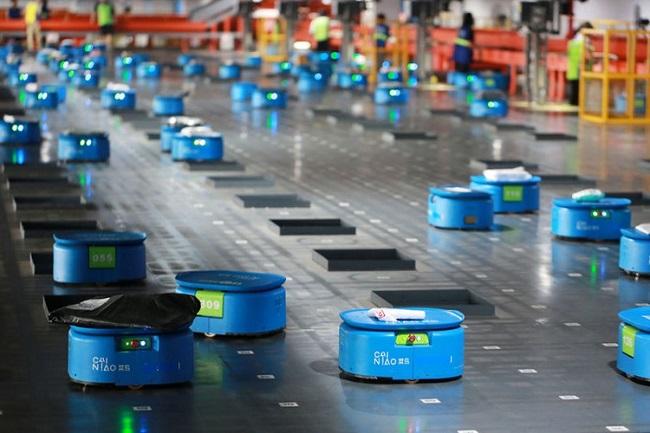 Alibaba създава нов хъб в Лиеж