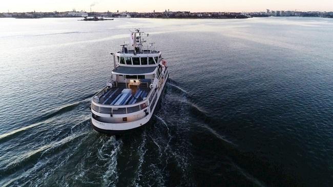 ABB тества дистанционно управляван ферибот