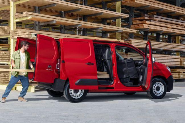 Citroën Berlingo с още една награда