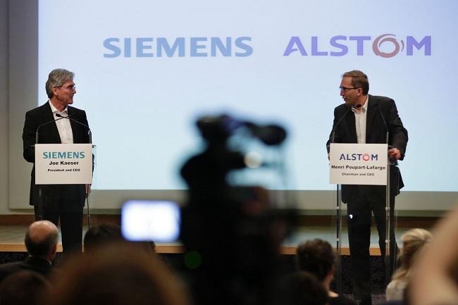 Франция призова ЕК да одобри сливането на Siemens и Alstom