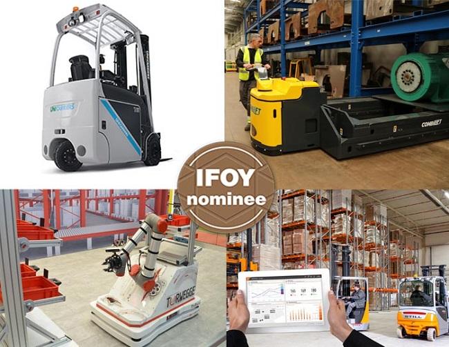 15 машини и решения ще се борят на IFOY AWARD 2019