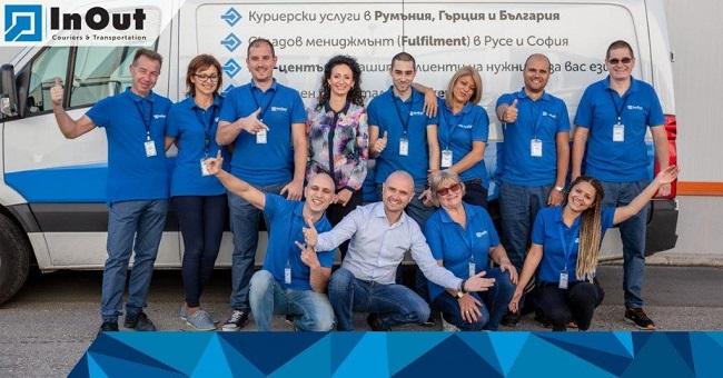 Гръцка логистична компания си избра български партньор