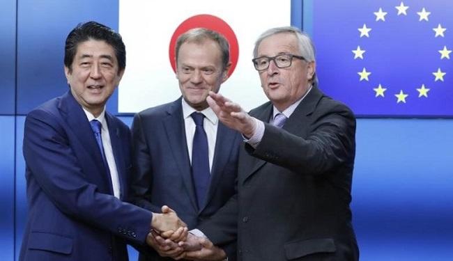 Влезе в сила търговското споразумение между ЕС и Япония