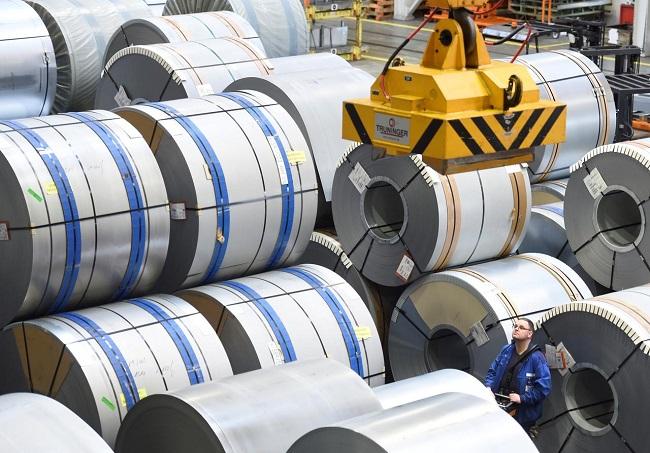 ЕС наложи защитни мита върху вноса на стомана