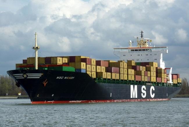 Освободиха отвлечените от пирати моряци на MSC Mandy